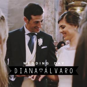 Diana y Álvaro
