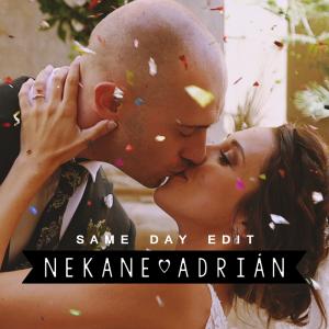 Nekane y Adrián