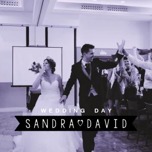 Sandra y David